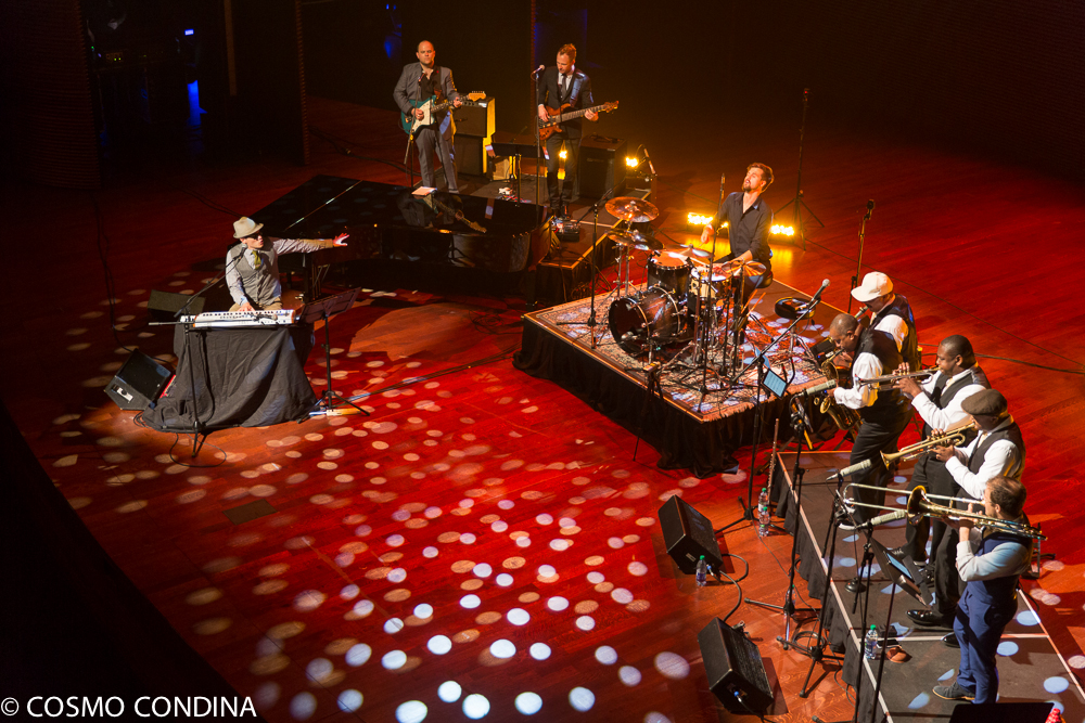 JAZZ in the CITY - Friday, July 28th, 2017 - CHOPS and SOUL - FirstOntario Performing Arts Centre. Photo: Cosmo Condina
