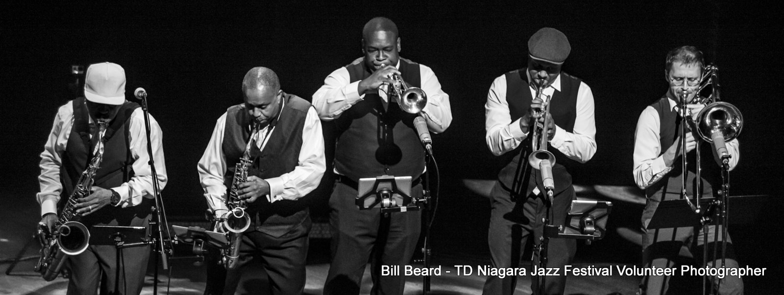 JAZZ in the CITY - Friday, July 28th, 2017 - CHOPS and SOUL - FirstOntario Performing Arts Centre. Photo: Bill Beard