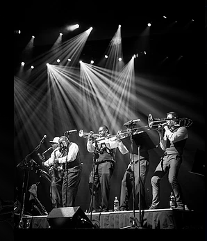 JAZZ in the CITY - Friday, July 28th, 2017 - CHOPS and SOUL - FirstOntario Performing Arts Centre. Photo: Dan Brown