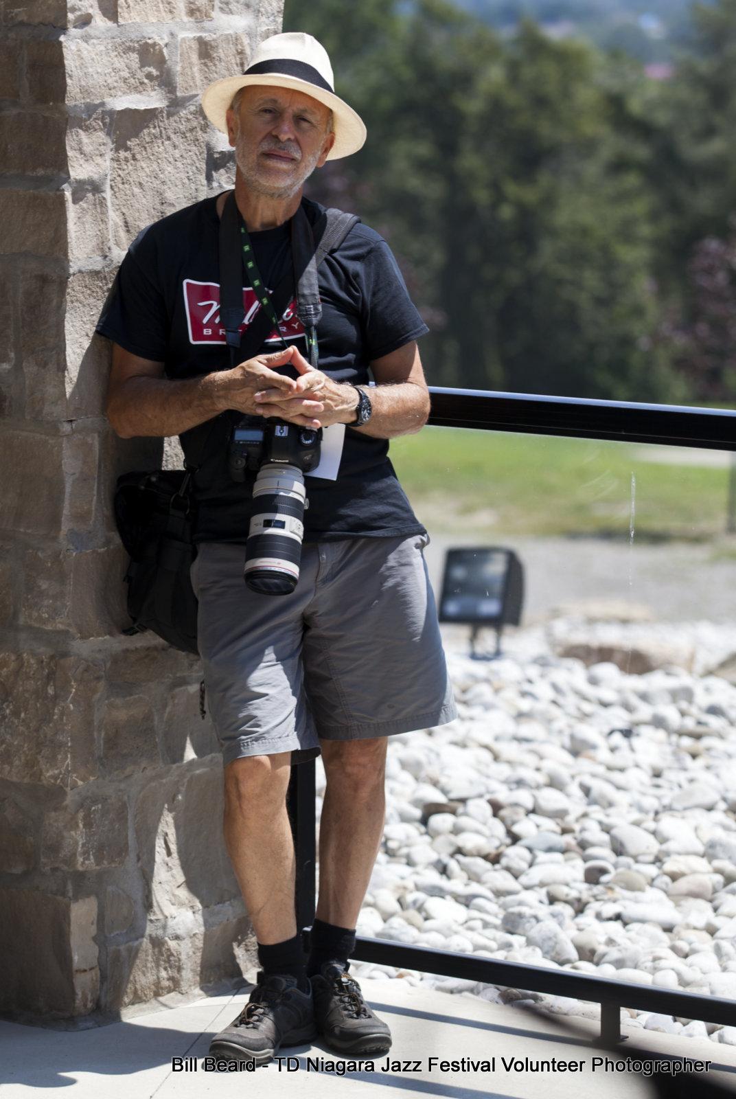 JAZZ on the RISE - Canada 150 Cosmo Condina (Volunteer photographer) Sunday, July 30th, 2017. Photo: Bill Beard