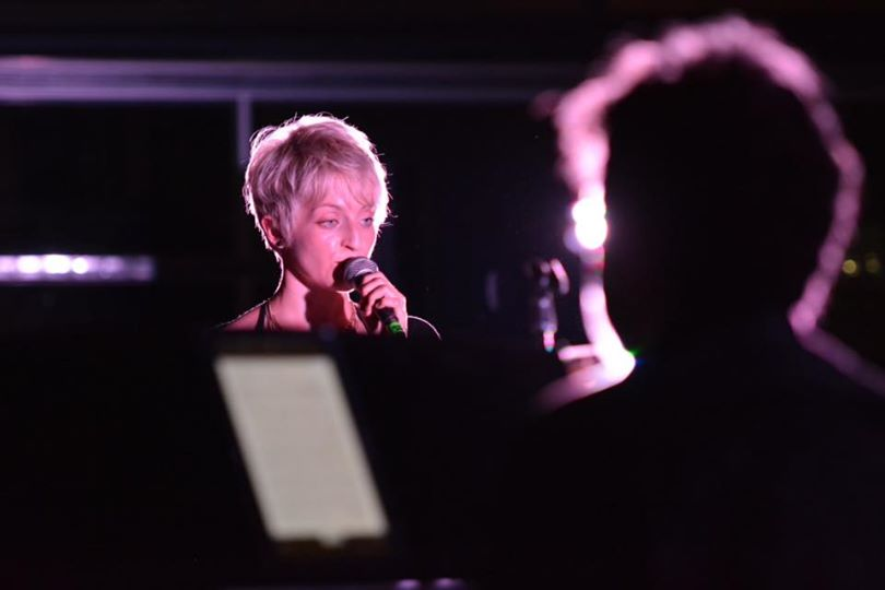 JAZZ in the CITY at Market Square - July 25, 2015 Barbra Lica: Vocals. Photo: Dan Brown