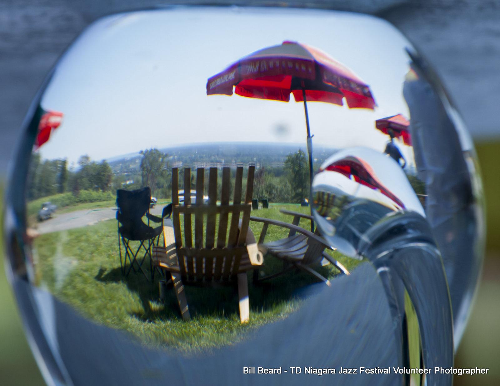JAZZ on the RISE - Canada 150 Celebration - Megalomaniac Winery - Sunday, July 30th, 2017. Photo: Bill Beard