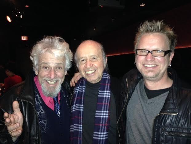Jaymz Bee, Bob Dorough and Peter Shea