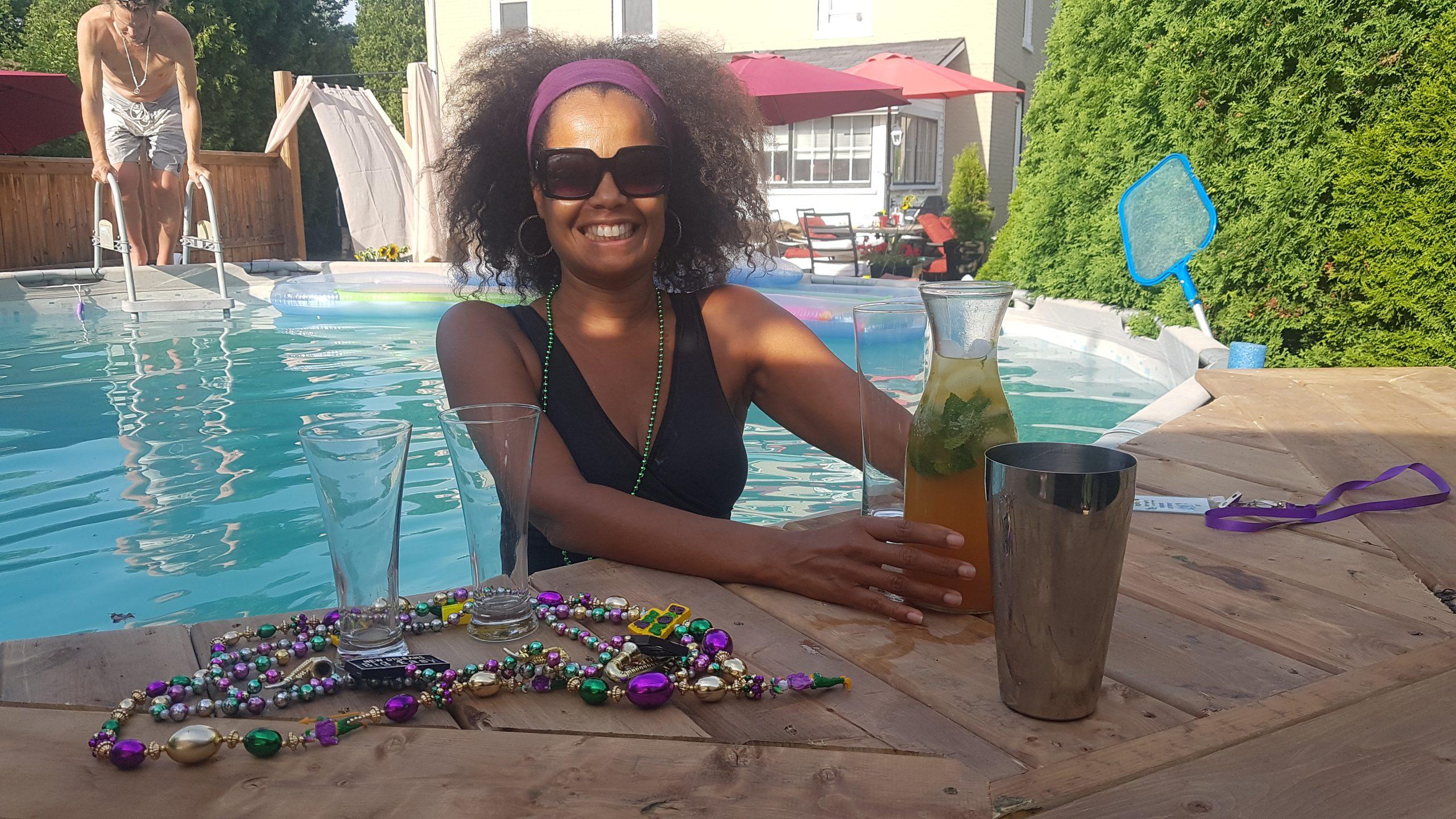 Juliet Dunn - Niagara's ONLINE Summer Mardi Gras - Saturday, July 18, 2020. Photo: Nicholas Paolone