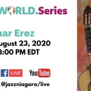 Itamar Erez at the TD Niagara Jazz Festival
