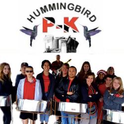 PK Hummingbird Steel Orchestra