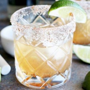 Smoky Jalapeño Margarita with Christopher Smith