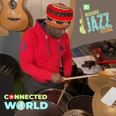 Guy Nwogang's African Drumming