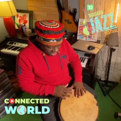 Guy Nwogang's Djembe Drumming